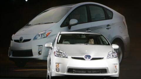 La Prius 2010 de Toyota