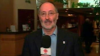 Pierre St-Germain, président de la Fédération autonome de l'enseignement