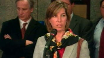 Ginny Nelles, représentante des victimes d'Earl Jones.