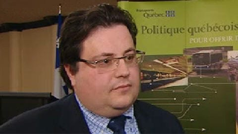 Le ministre Tony Tomassi