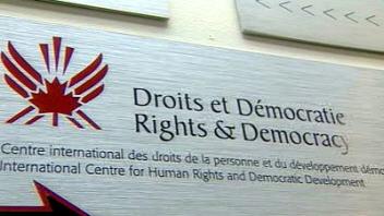 Droits et Démocratie