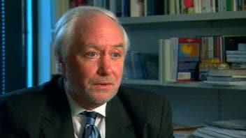 Jacques Gauthier, président intérimaire de Droits et Démocratie.