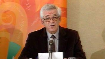 Conrad Ouellon, président du Conseil supérieur de la langue française