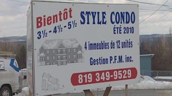Annonce de condominiums dans le secteur Fleurimont
