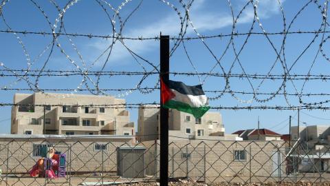 La colonie de Beitar Illit en Cisjordanie où le gouvernement a autorisé la construction de 112 nouveaux logements.