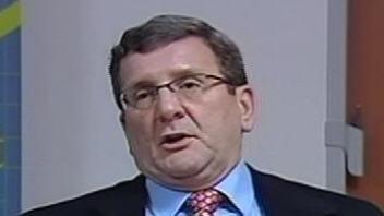 Régis Labeaume lors de la conférence de presse