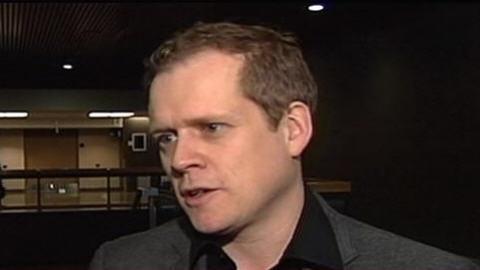 Brian Myles, président de la FPJQ