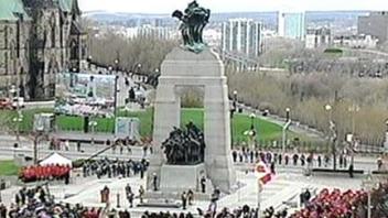 Le mémorial de Vimy a été érigé à la mémoire des 68 000 victimes canadiennes de la Première Guerre mondiale