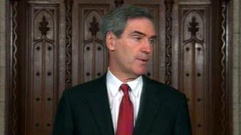 Le chef du Parti libéral du Canada, Michael Ignatieff