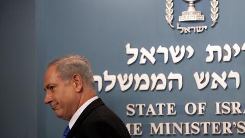 Le premier ministre israélien Benyamin Nétanyahou.