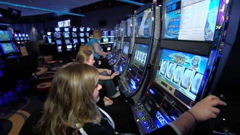 Vidéopoker, casino