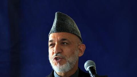 Hamid Karzaï