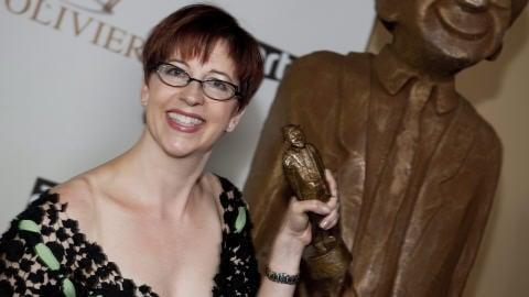 Chantal Lamarre, lauréate dans la catégorie Metteur en scène