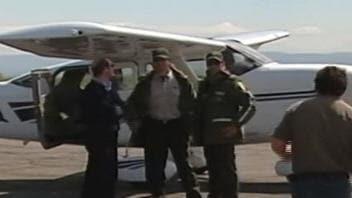 Les experts du Bureau de la sécurité des transports sont à l'île aux Grues