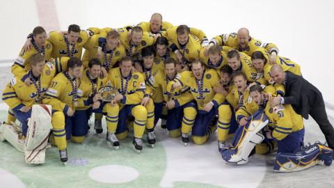 La Suède célèbre
