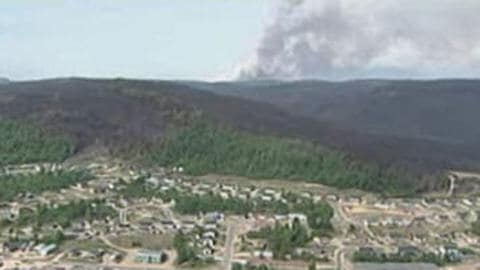 Incendies de forêt en Haute-Mauricie