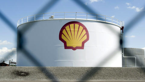 La raffinerie Shell (archive)