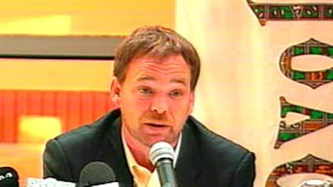Paul Donovan, directeur de la Loyola High School