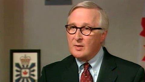 Richard Fadden, directeur du SCRS