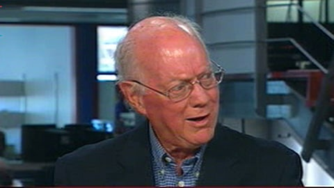 John Gomery, président du Conseil de presse