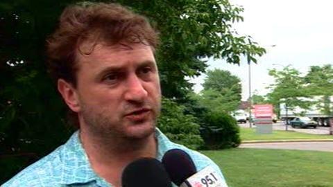 Pascal Filotto, secrétaire du Syndicat des employés du Journal de Montréal