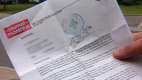 Des lettres ont été acheminées aux employés congédiés ou suspendus.