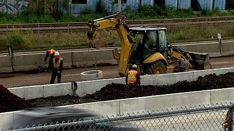 Construction routière
