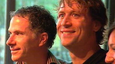 Kenvin Parent était rayonnant au moment de l'annonce de sa participation au film de Jean-Marc Vallée, «Café de Flore».