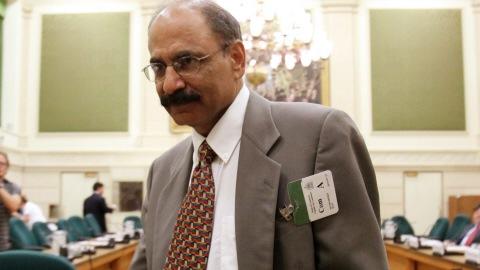 L'ancien chef de Statistique Canada, Munir Sheikh