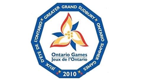 Logo des Jeux d'été de l'Ontario 2010