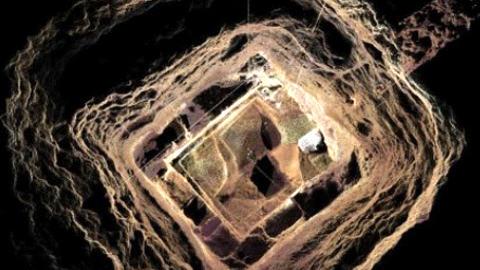 La pyramide de Quetzalcoatl