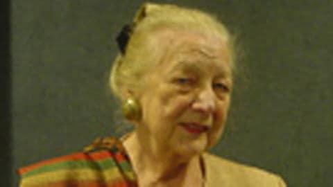 L'ancienne directrice générale du Musée des beaux-arts du Canada, Shirley Thomson