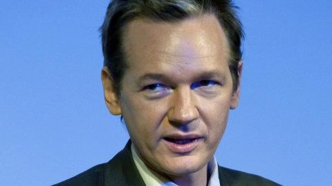 Julian Assange en Suède, 14 août