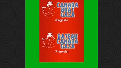 Image du site Web de Boat to Gaza