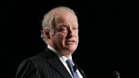 André Caillé, président de l'Association pétrolière et gazière du Québec