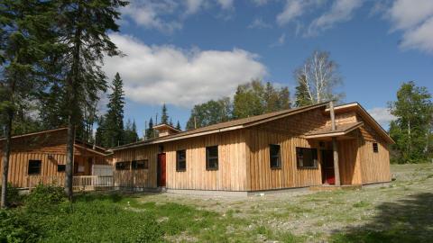 Station de recherche de la Forêt d'enseignement du Lac Duparquet