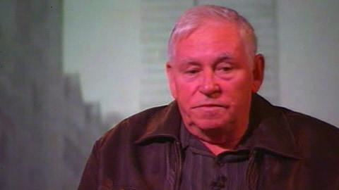 Julien Giguère, ex-dirigeant au service du renseignement à l'escouade antiterroriste.