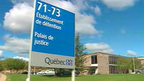 Palais de justice de Baie-Comeau