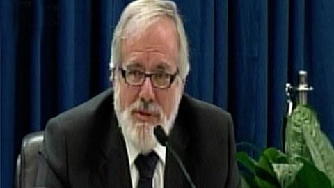 Me Jacques Forgues, président du TAQ de 2003 à 2008