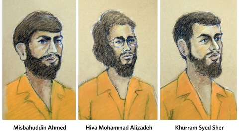 Misbahuddin Ahmed, Hiva Mohammad Alizadeh, et Khurram Syed Sher.