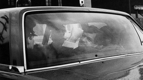 Une personne arrêtée en octobre 1970
