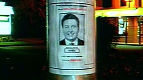 Affiche de campagne