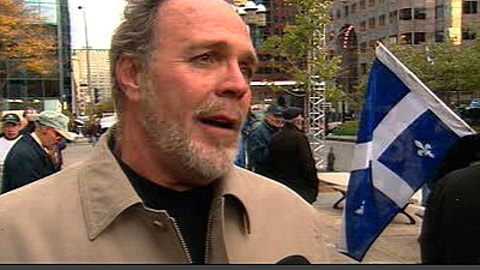 Raymond Legault, président de l'UDA