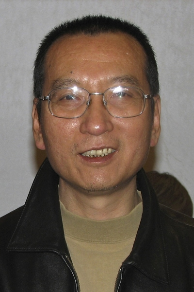 Photo de Liu Xiaobo prise en 2007