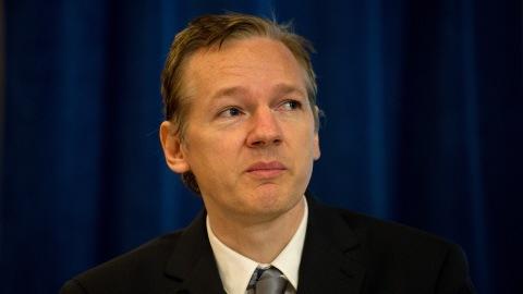 Julian Assange, le fondateur de WikiLeaks