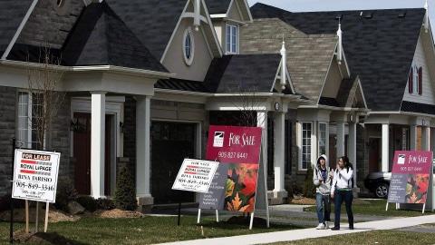 Maisons à vendre, à Oakville en Ontario.