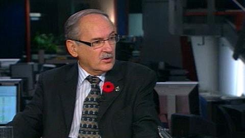 Jean Dorion, porte-parole du Bloc québécois en matière d'affaires étrangères