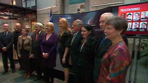 La cuvée 2010 des Prix du Québec