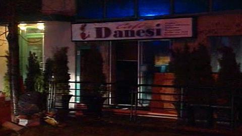 Ce café de Rivière-des-Prairies a connu deux attaques au cocktail Molotov en deux semaines.