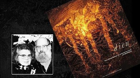 Les photographes Mia et Klaus Matthes et le livre <i>Dieu</i>, publié aux éditions du Passage